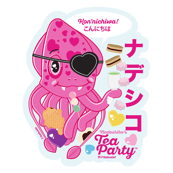 Nadeshiko's Tea Party